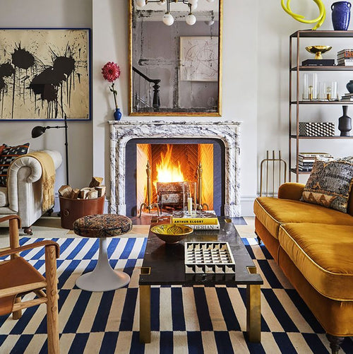 Transitional Style Home Decor