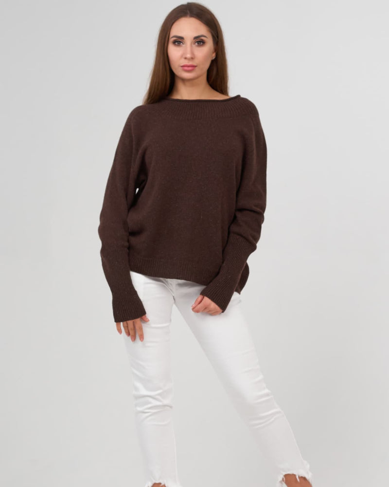 "Cashmere sweater ""JULIA"""