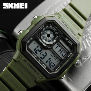 Men Famous LED Digital Watches
