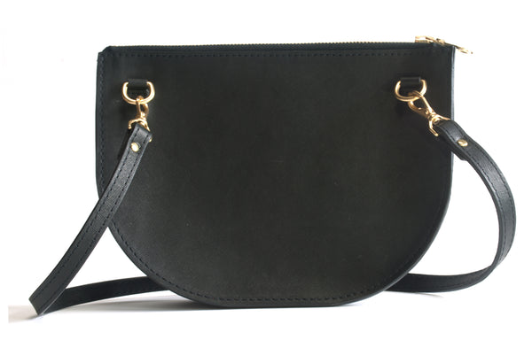 Black Perry Crossbody