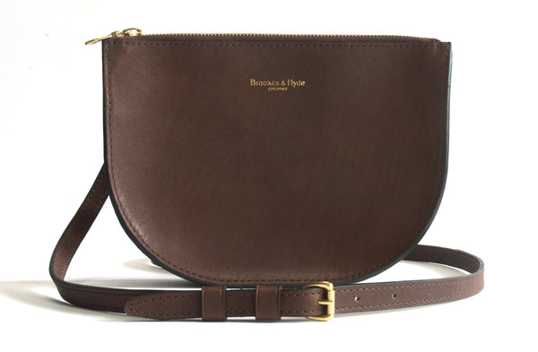 Chocolate Perry Crossbody