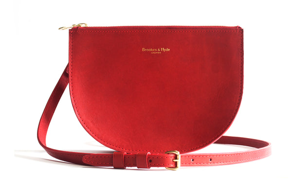 Red Perry Crossbody