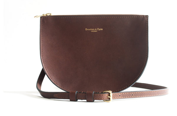 Roasted Coffee Perry Crossbody
