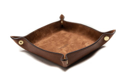 Toasted Brown Valet Tray