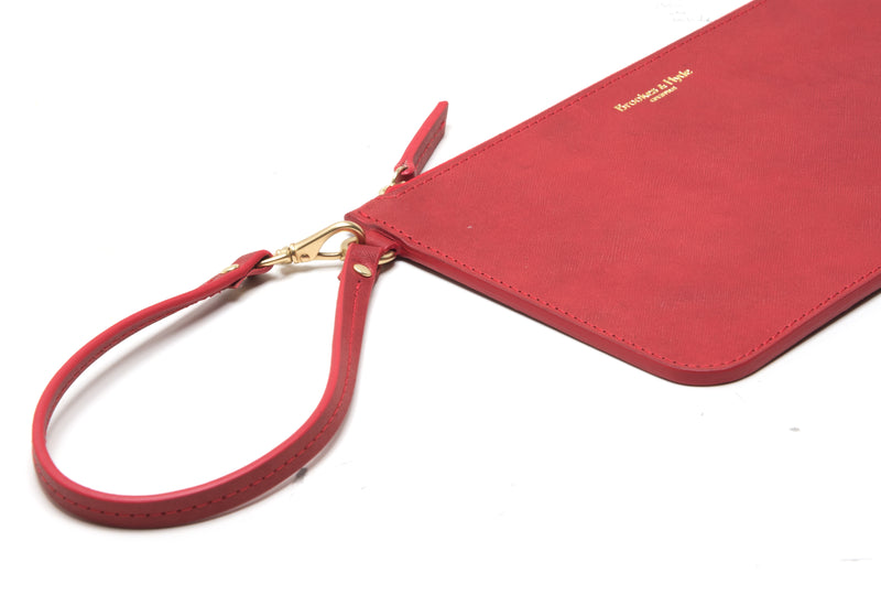 Red Wristlet
