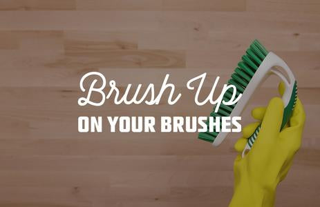 Brush Up on Your Brushes