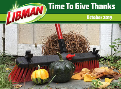 Libman Canada Newsletter - October 2019