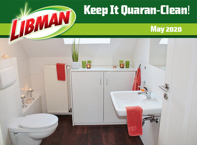 Keep It Quaran-Clean!