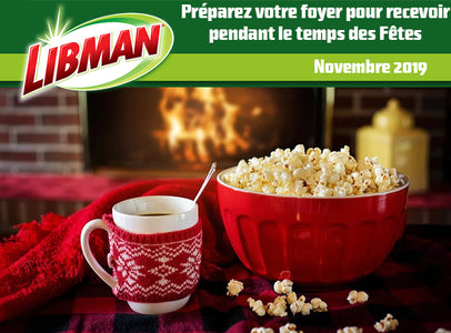 Libman Canada Newsletter - November 2019