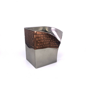 Yahrzeit Candle Holder by Gad Almaliah