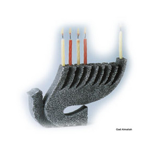 Dove Menorah