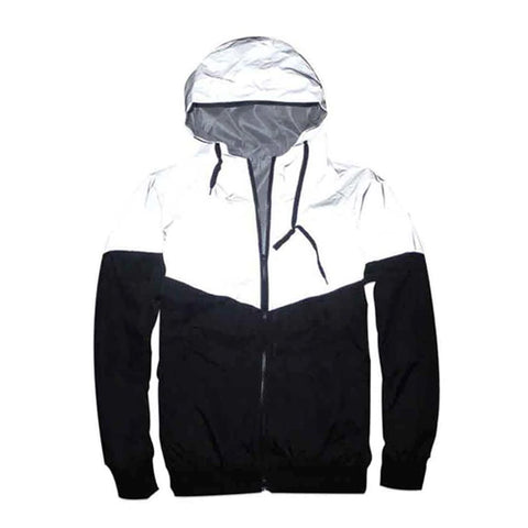 Ryze Reflective Windbreaker