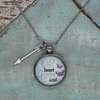 Wild Heart Gypsy Soul Necklace Necklace - Favored Whispers