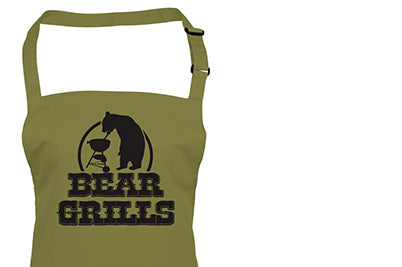 BBQ Apron Gift Funny Birthday or Christmas
