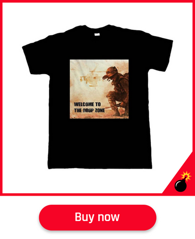 Call of Duty Warzone T shirt