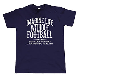 Football Funny T Shirt Christmas or Birthday