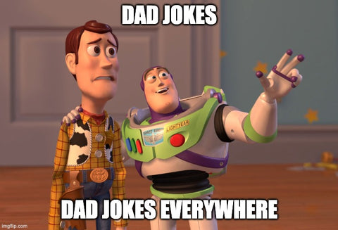 toy story Father's Day meme
