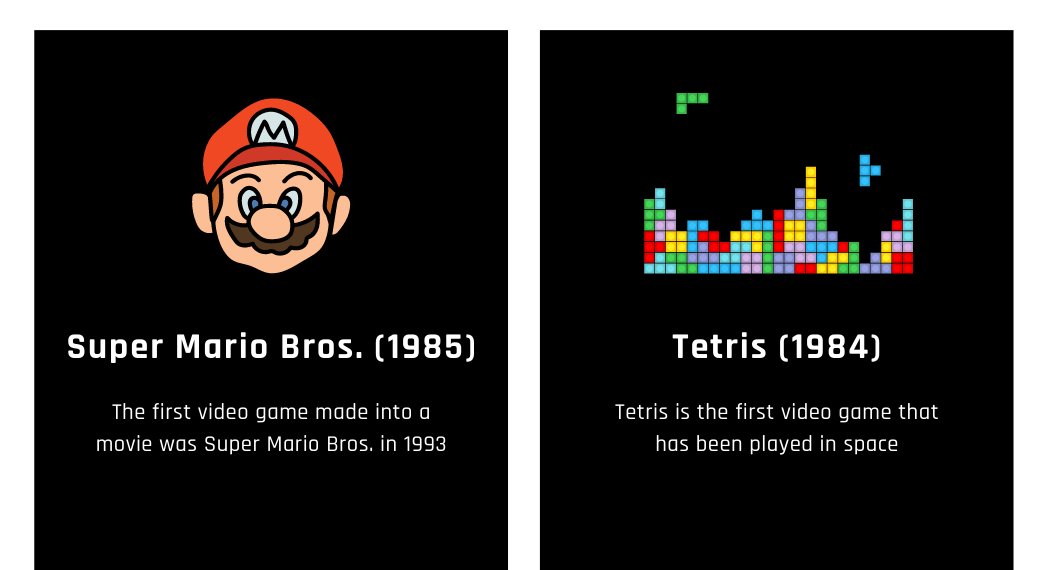 Gaming facts you didn't know super mario