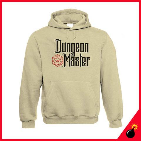 Dungeons and dragons DND hoodie gift for him gift for gamer