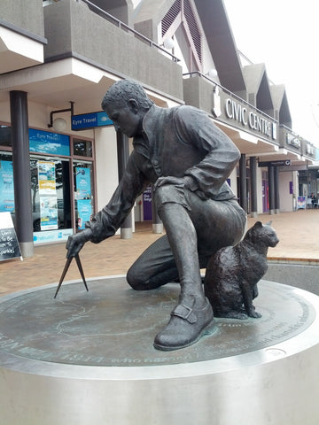 Flinders Statue, Port Lincoln, South Australia