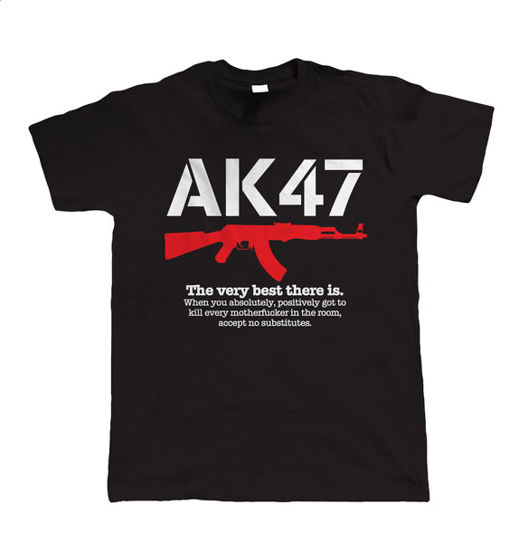 AK47 The Very Best There Is, Mens T Shirt
