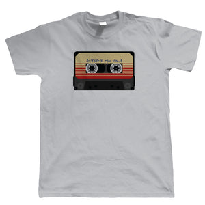 Awesome Mix Tape Mens Funny T Shirt