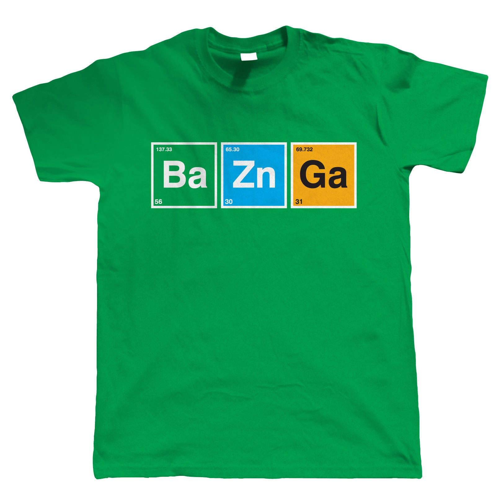 Bazinga, Mens T Shirt