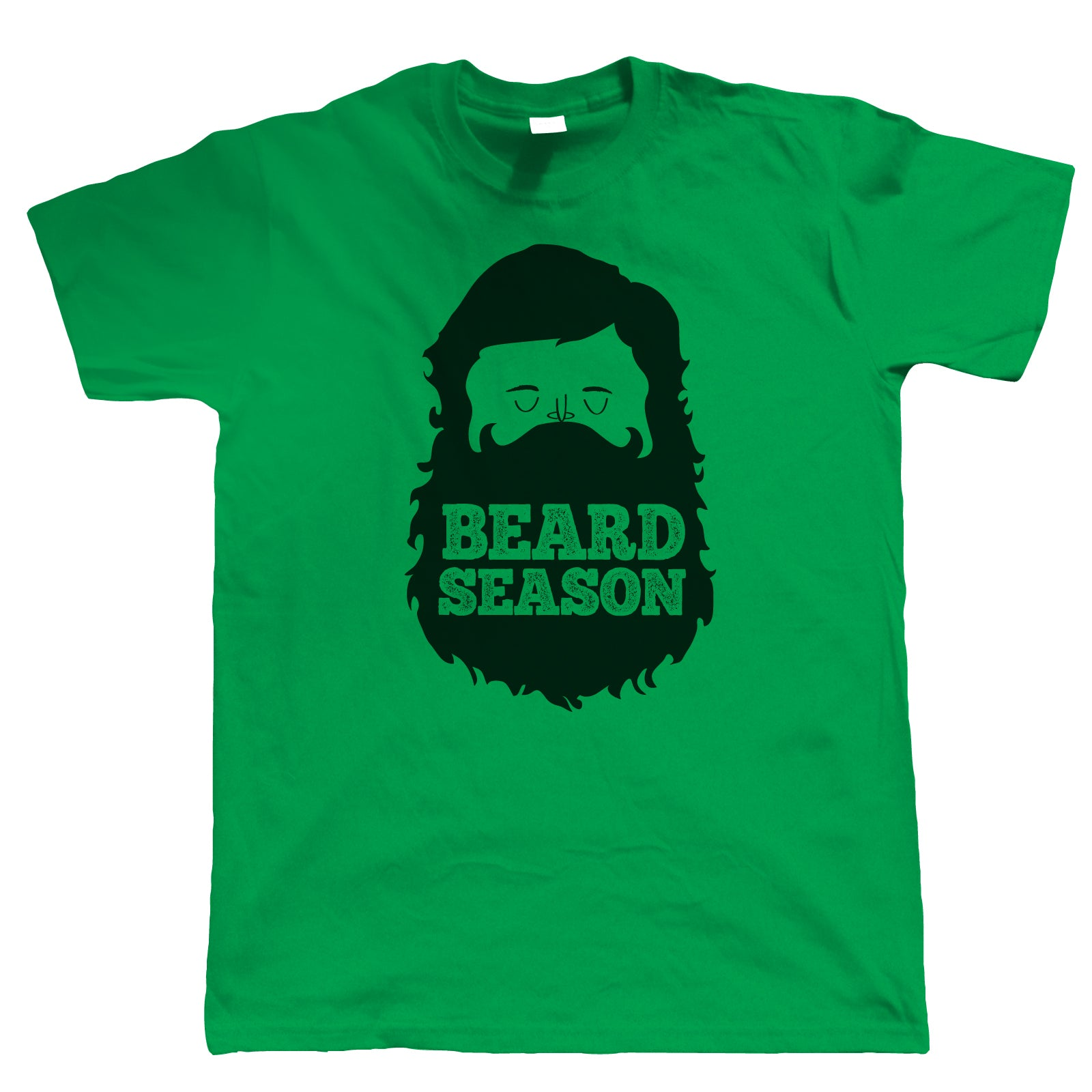 Beard Season, Mens Funny T Shirt