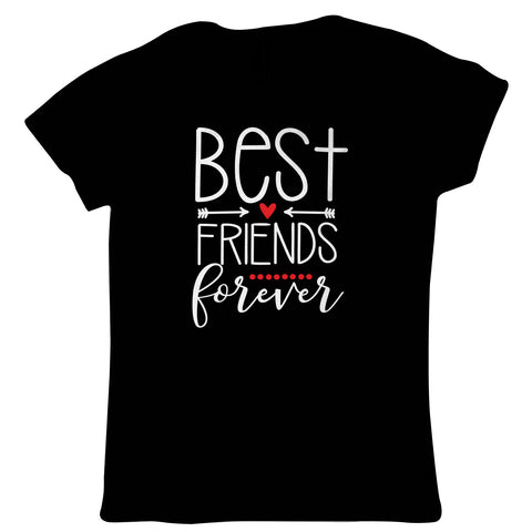Best Friends Forever, Womens T Shirt