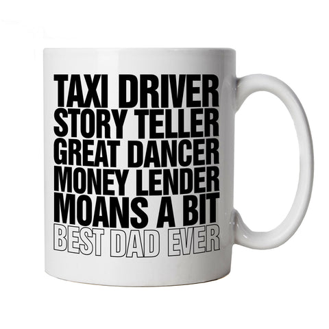 Best Dad Ever, Mug
