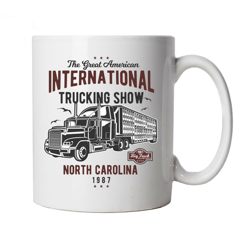 International Trucking Show, Mug
