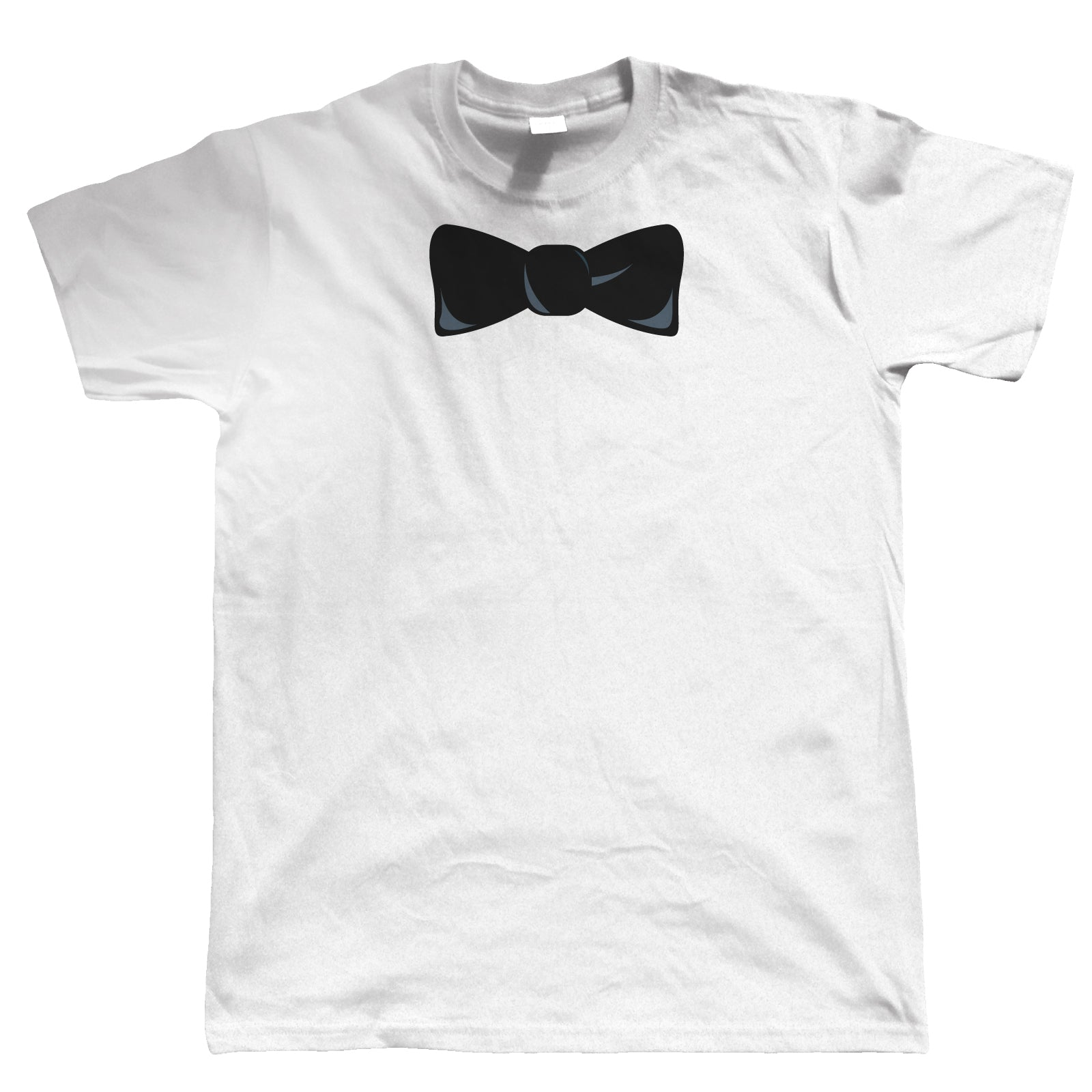 Bow Tie, Mens Funny Novelty Joke Hipster T Shirt