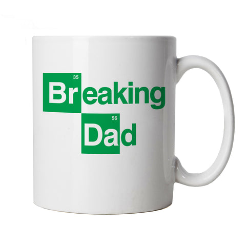 Breaking Dad, Mug