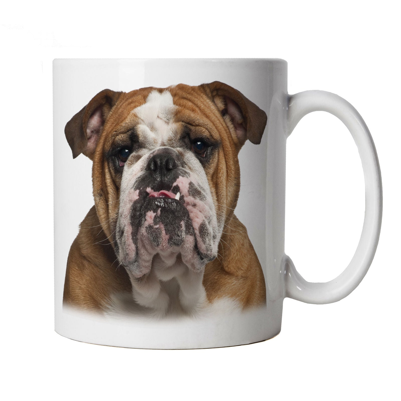 British Bulldog, Dog Mug