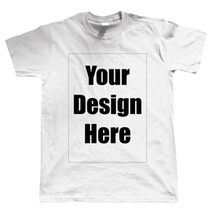 Design & Create Your Own Custom T-Shirt