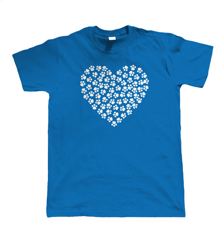 Dog Heart, Mens T Shirt | Guest Artist JG