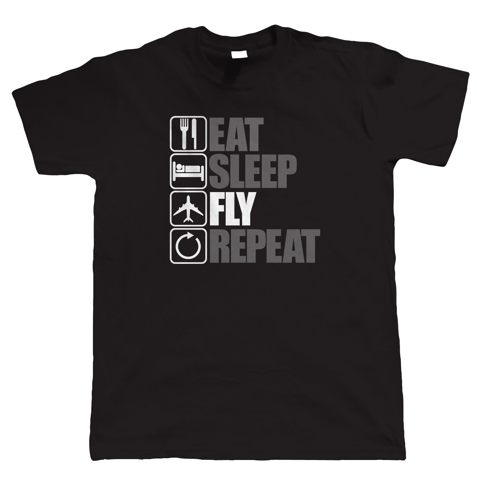 Eat Sleep Skate Repeat, Mens Funny, Sporting T Shirt
