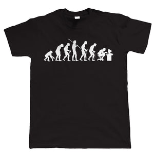 Evolution Of A Gamer, Mens T-Shirt