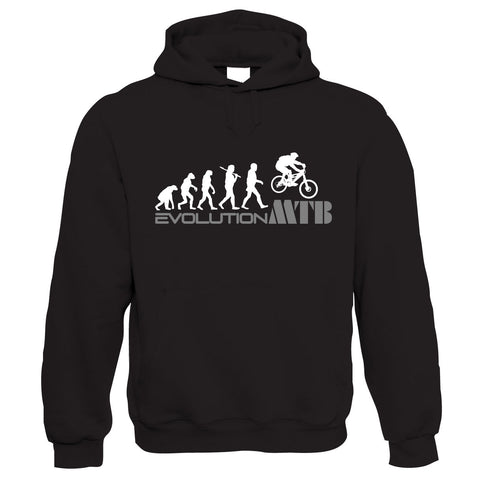 Evolution of A Mountain Biker, Hoodie