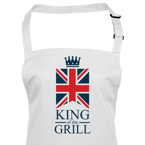 King of the Grill, Union Jack Apron
