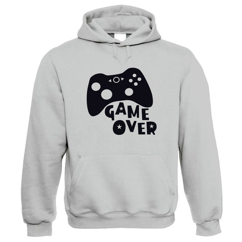 Game Over Controller, Gamer, Hoodie