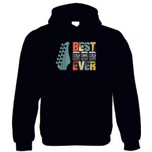 Guitar DAD Hoodie | Best Dad, Guitar Hero Fathers Day| Gift Him Dad Her Mum