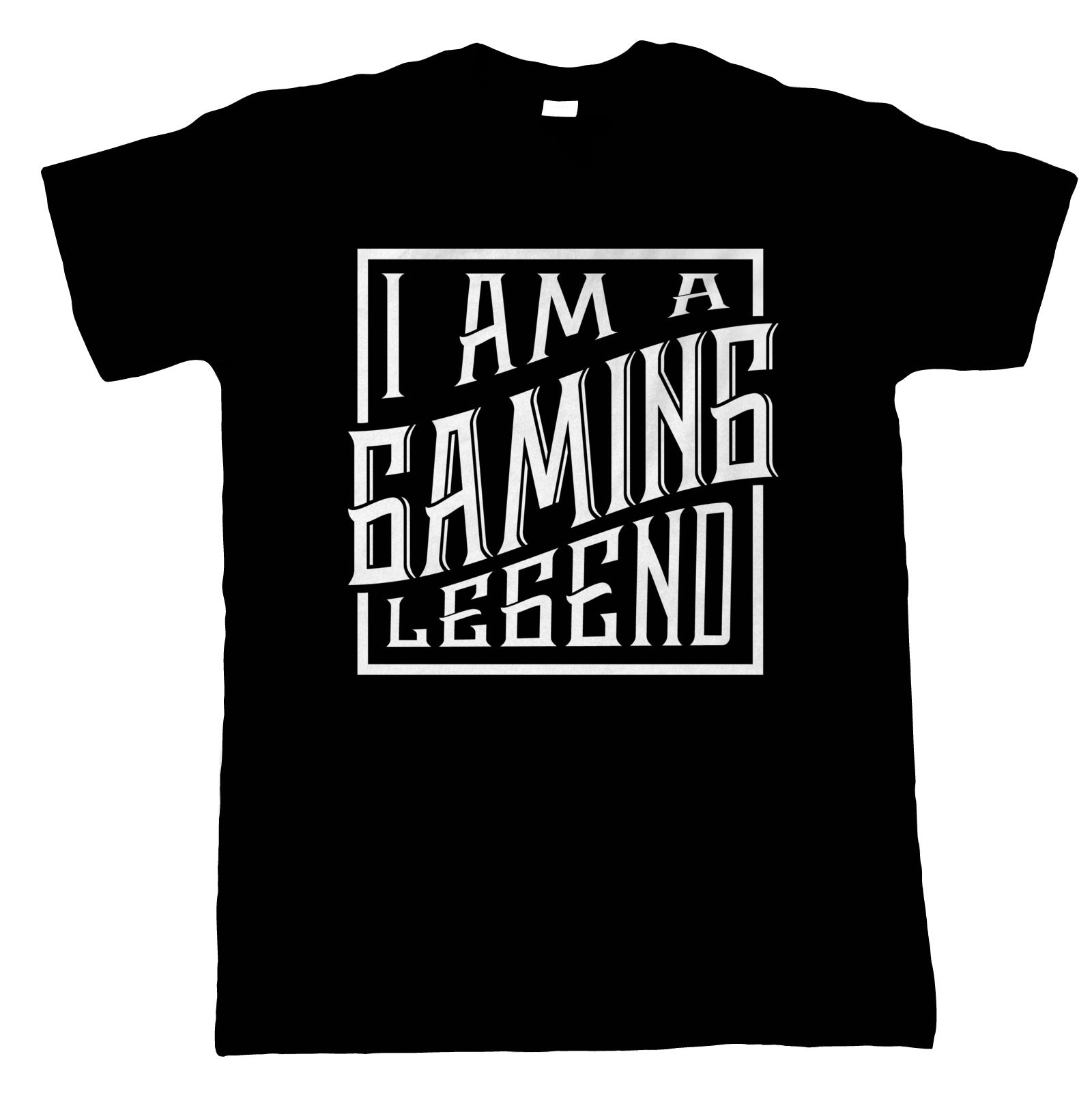 I Am A Gaming Legend, Mens T Shirt
