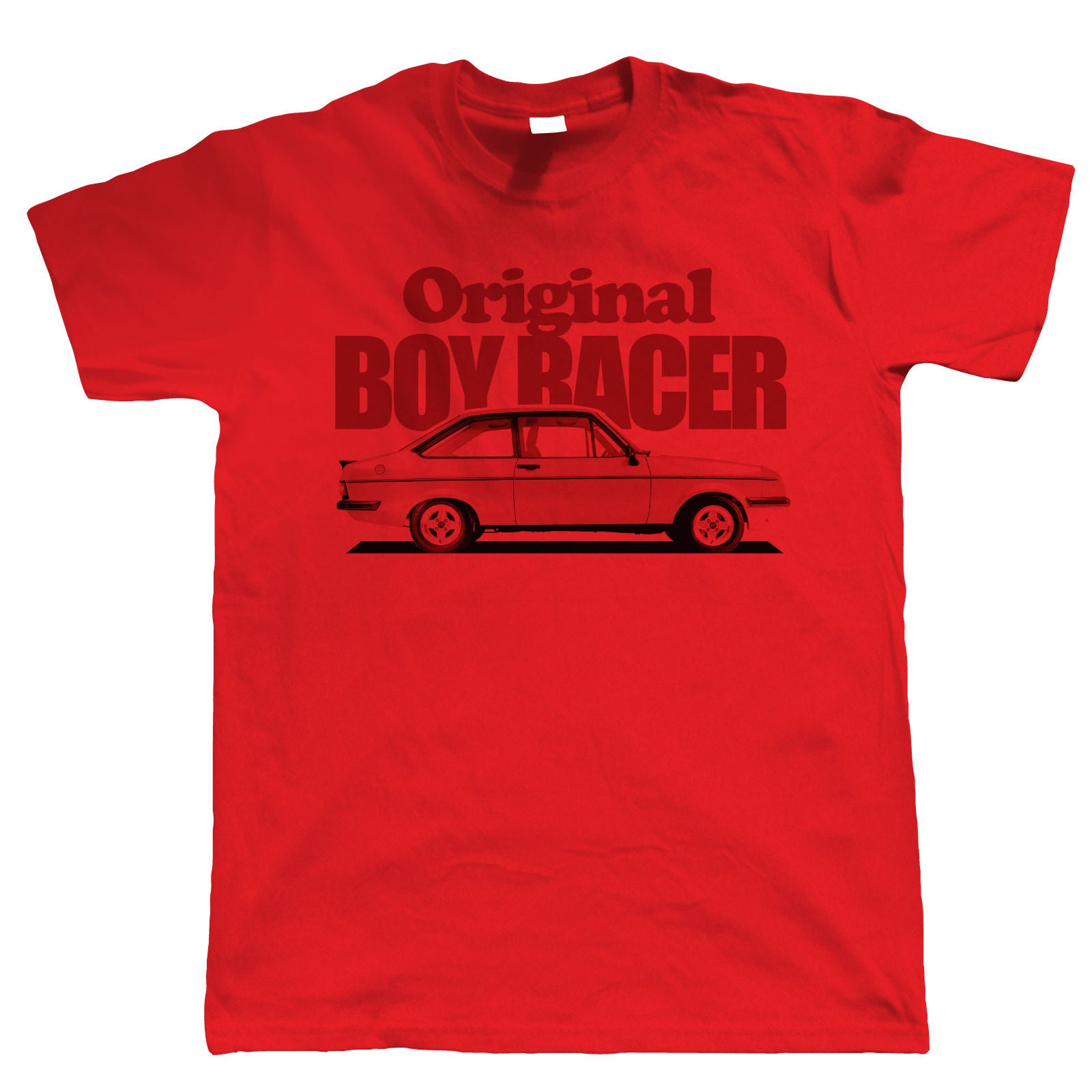 Mk2 Escort RS2000, Original Boy Racer, Mens Car T Shirt