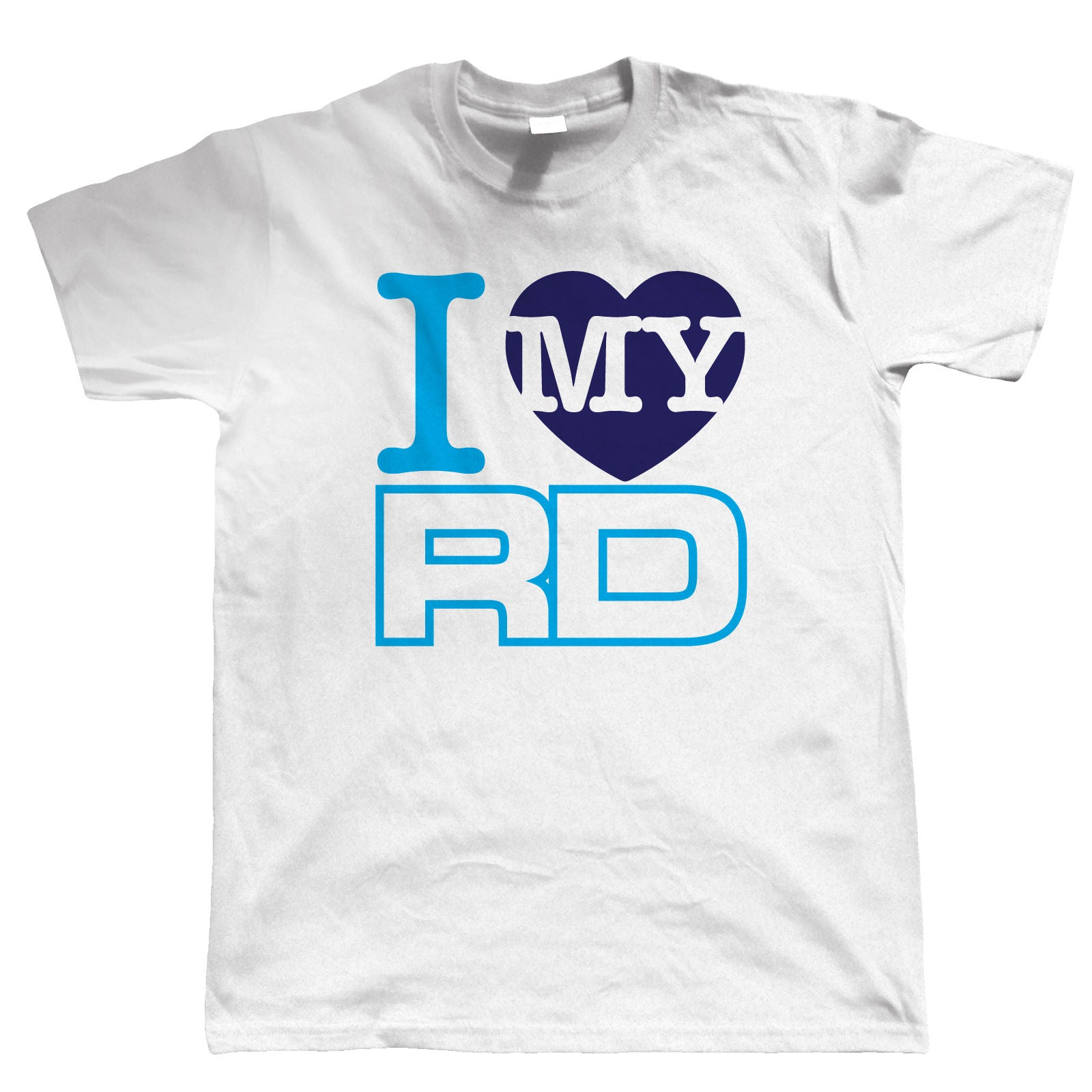 I Love My RD, Mens Funny Biker T Shirt | Motorbike Racing Enthusiast Two Stroke Classic Motorcycle Club Cafe Racer Superbike Gentleman Biker | Cool Birthday Christmas Gift Present Him Dad Husband Son