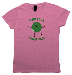 Inner Peas, Womens T Shirt