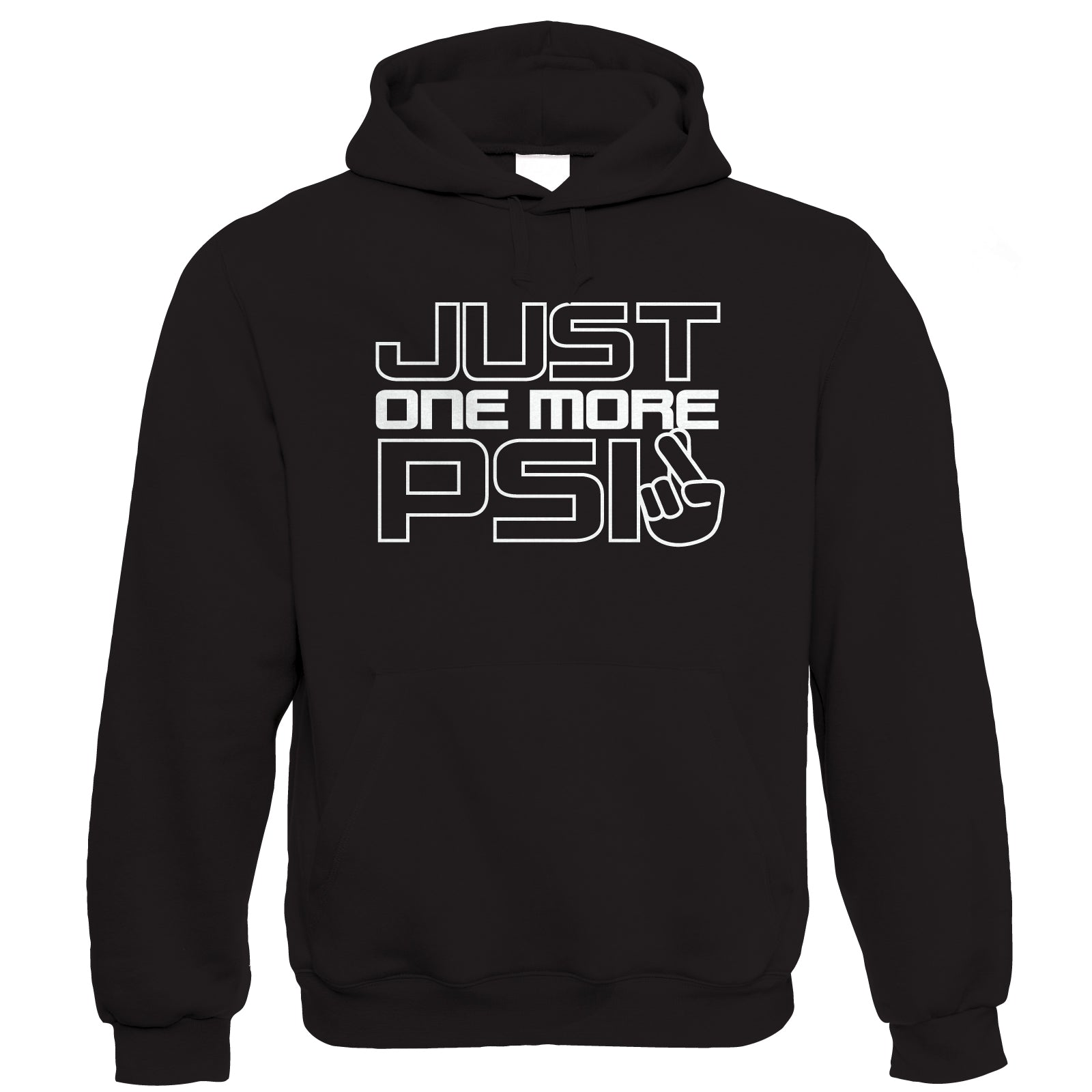 Just One More PSi Car Hoodie