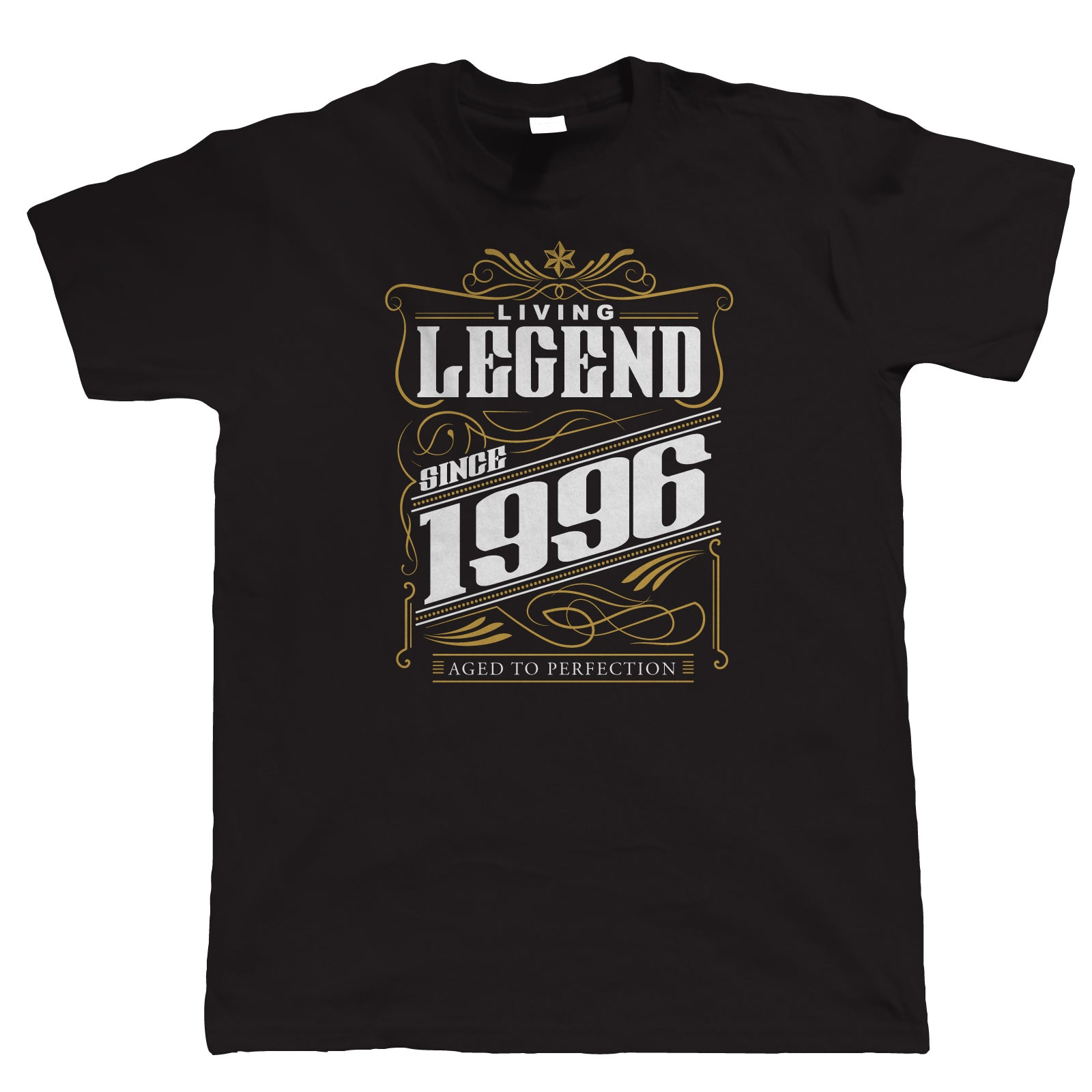 Legend Since 1996 Mens Funny T Shirt
