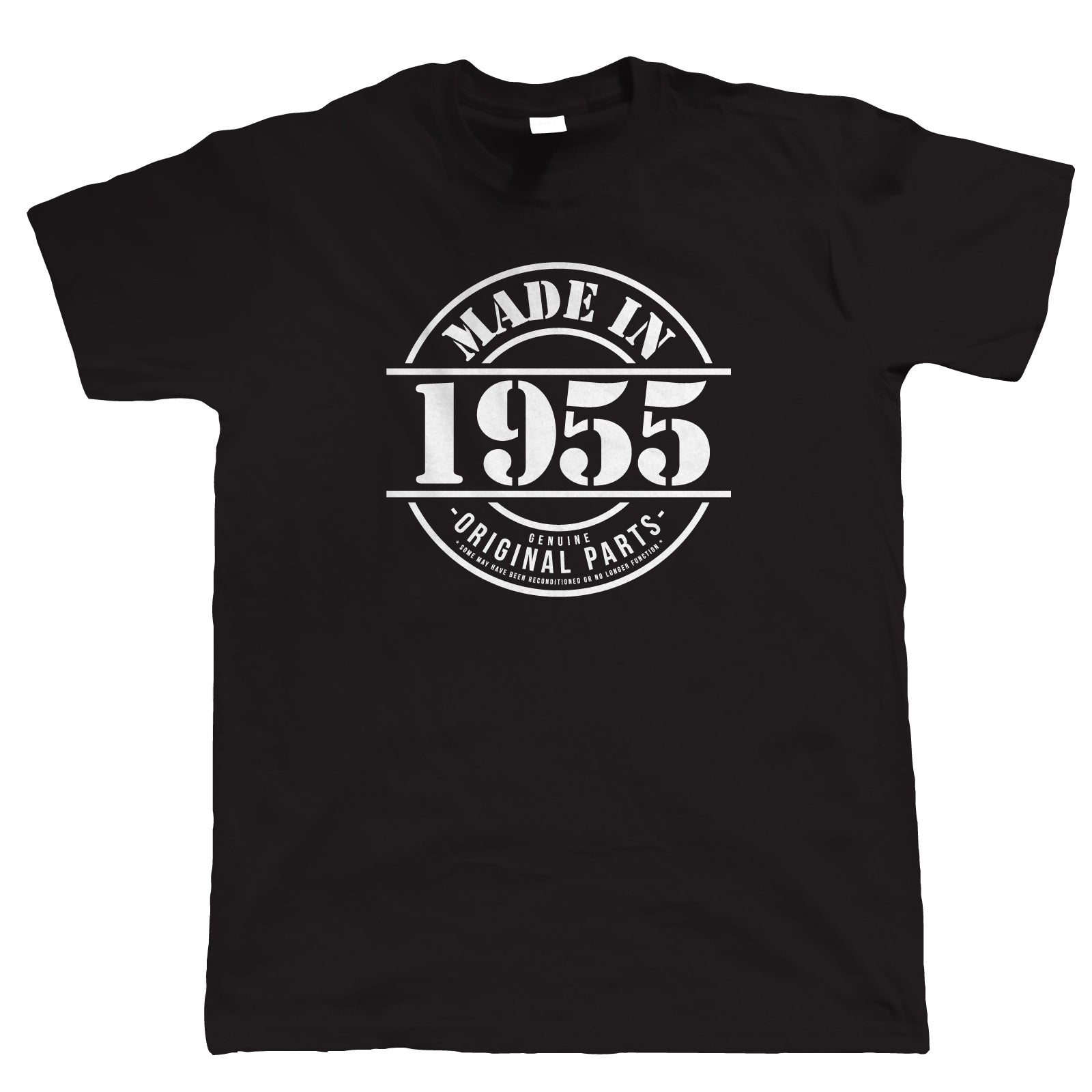 Made in 1955 Mens Funny T Shirt