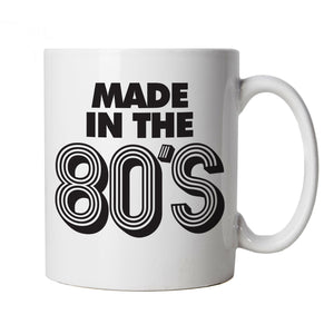Made In The 80s, Mug